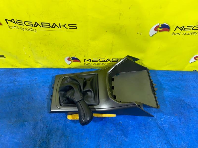 Консоль кпп Subaru Impreza GH3 (б/у)