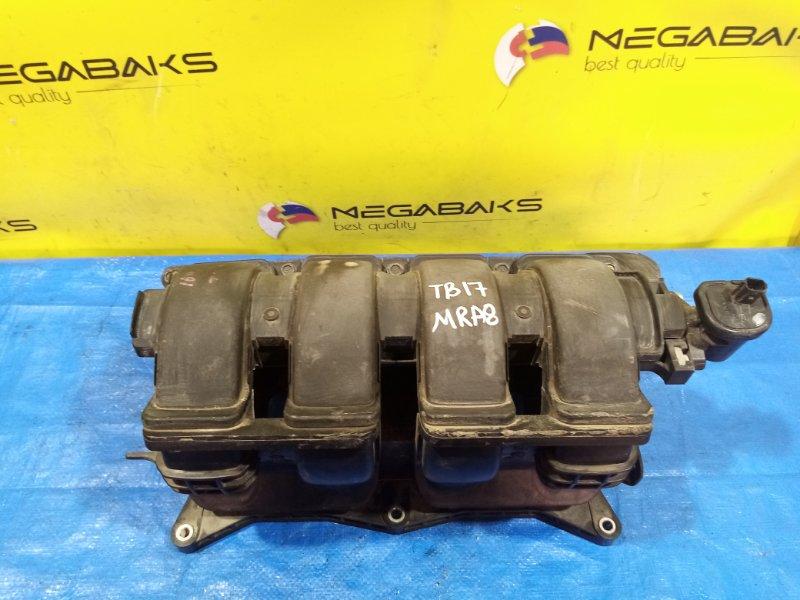 Коллектор впускной Nissan Sylphy TB17 MRA8 (б/у)