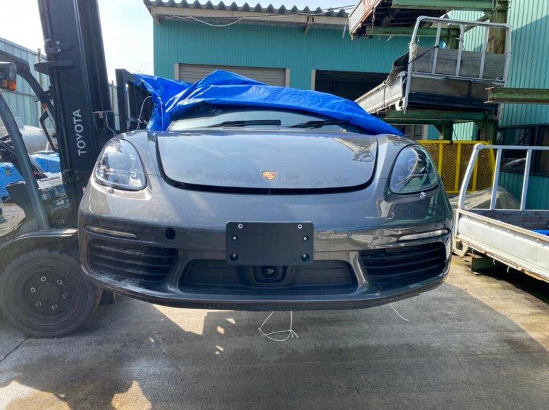 Nose cut Porsche Cayman 982C DDPB 2016 99151101104 (б/у)