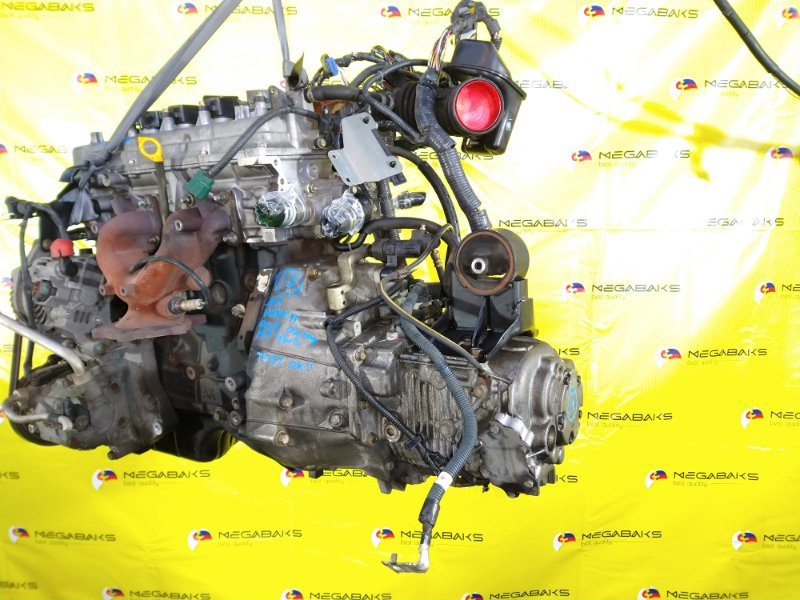 Мкпп Nissan Ad VHNY11 QG18DE 2002 KIT-SWAP, RS5F70A  FR44 (б/у)