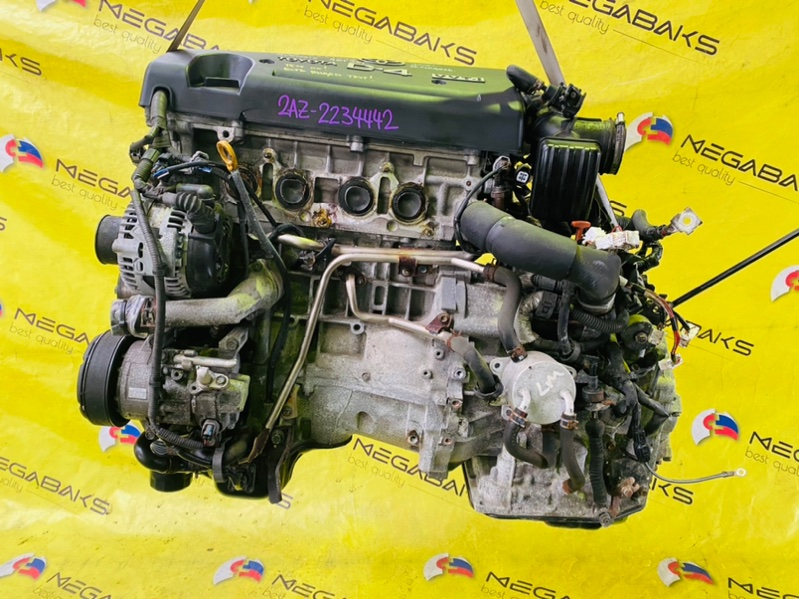 Двигатель Toyota Avensis AZT251 2AZ-FSE 2006 2234442 (б/у)