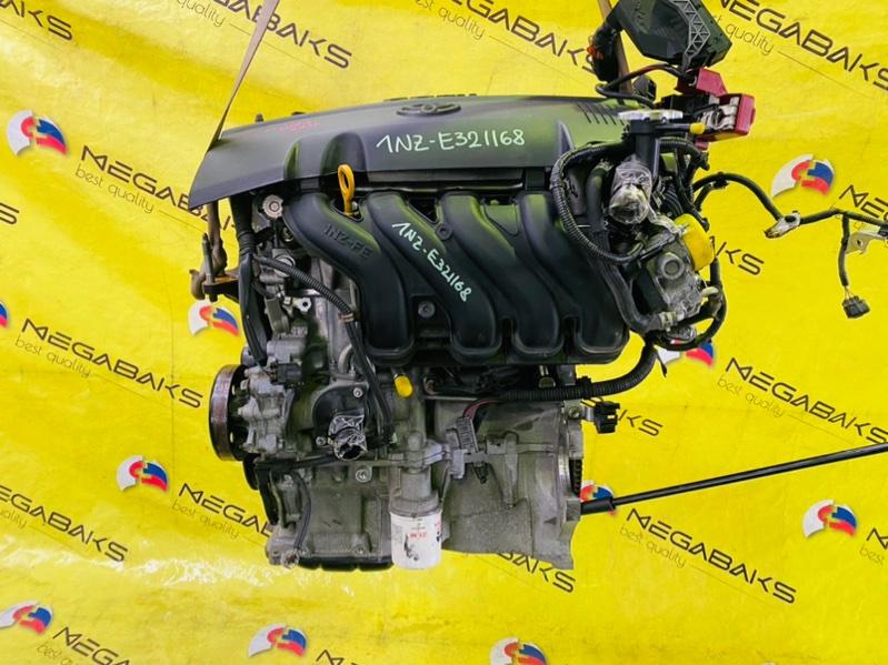 Двигатель Toyota Spade NCP141 1NZ-FE 2013 (б/у)