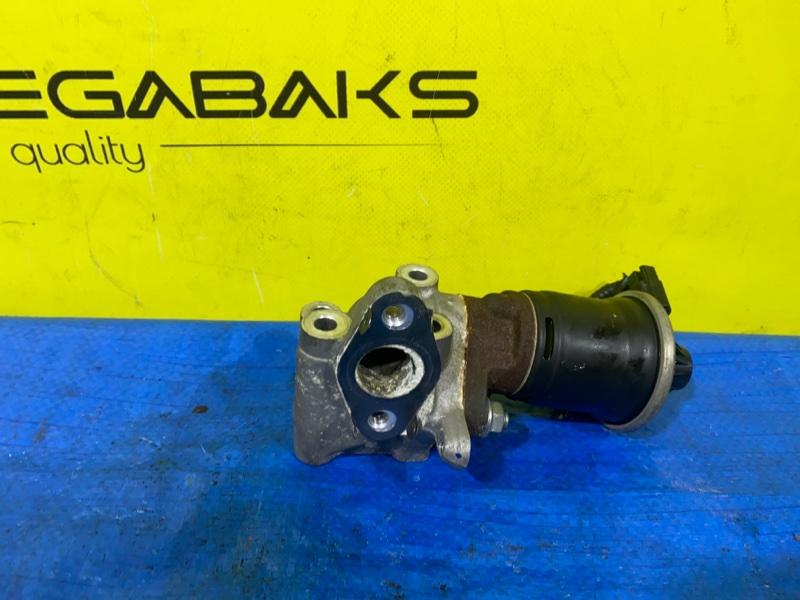 Клапан egr Honda Fit GP5 LEB (б/у)