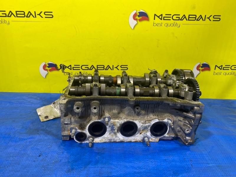 Головка блока цилиндров Nissan March K13 HR12DE (б/у)