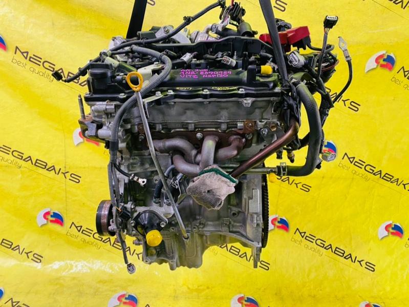 Двигатель Toyota Vitz NSP130 1NR-FKE 2012 8390989 (б/у)
