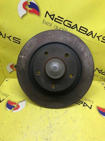 Тормозной диск Renault Megane Rs III F4R874 задний (б/у)