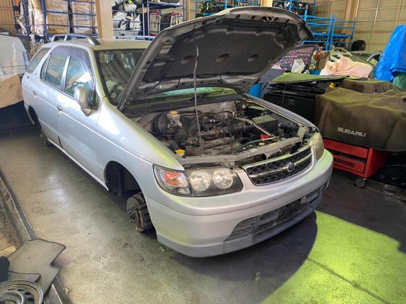 Nose cut Nissan R'nessa N30 SR20DE 1998 1564 (б/у)