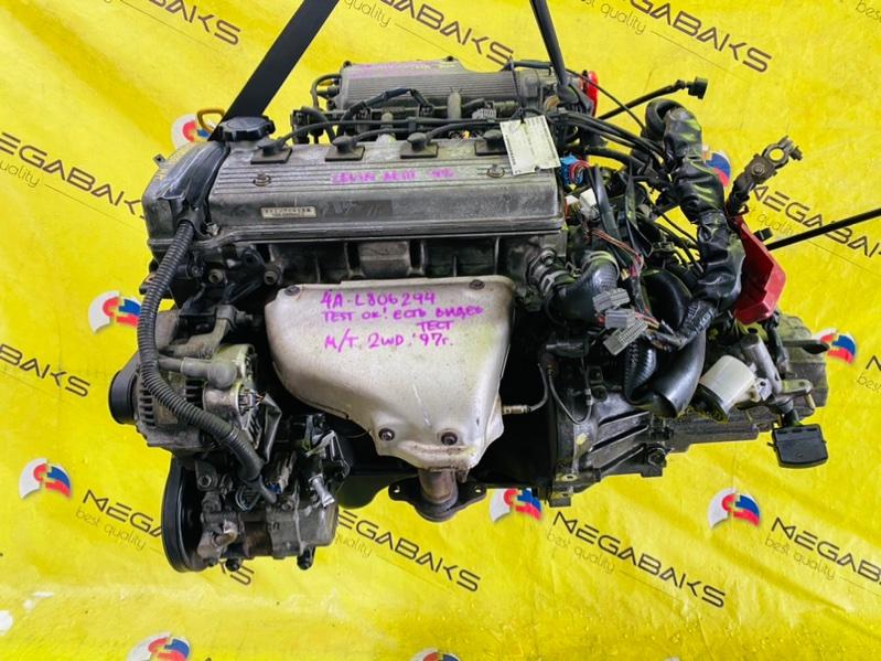 Двигатель Toyota Levin AE111 4A-FE 1997 L806294 (б/у)