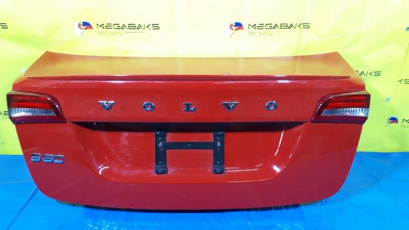 Крышка багажника Volvo S60 FS48 2010 (б/у)