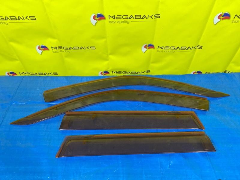 Ветровики комплект Nissan Avenir W11 (б/у)