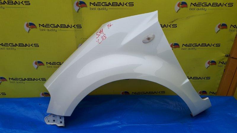 Крыло Suzuki Sx4 YA11S переднее левое (б/у)