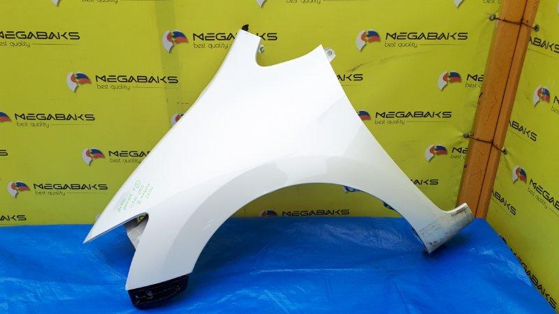 Крыло Toyota Auris NZE151H переднее левое II MODEL (б/у)