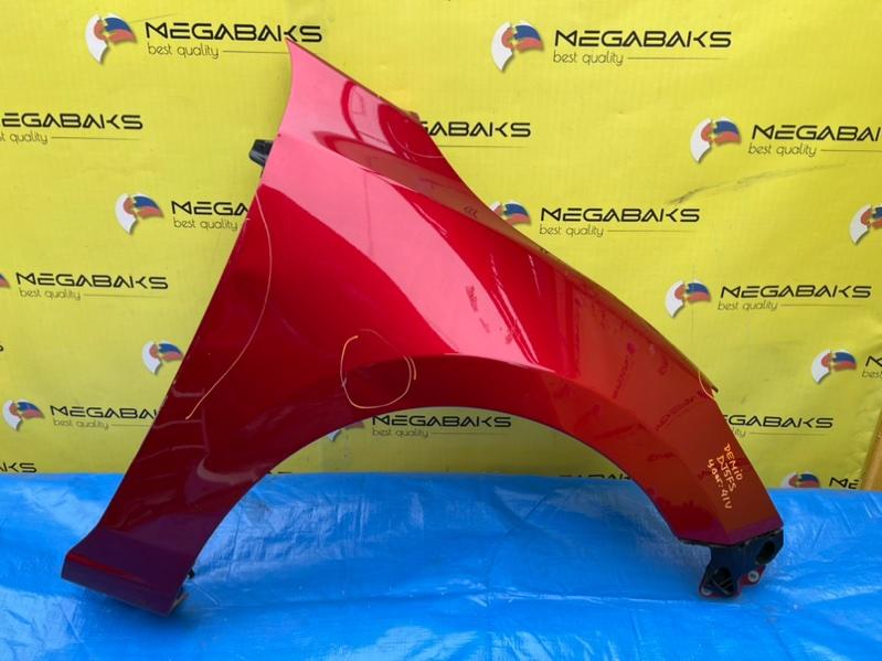 Крыло Mazda Demio DJ5FS переднее правое (б/у)