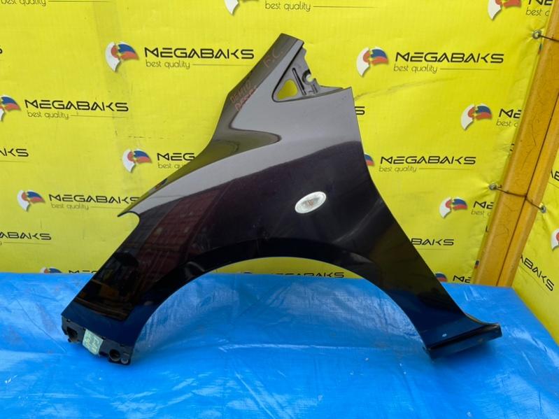 Крыло Mazda Demio DE5FS переднее левое (б/у)