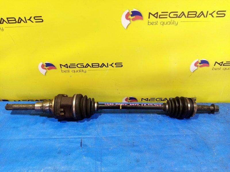 Привод Nissan March ANK11 CGA3 передний правый (б/у)