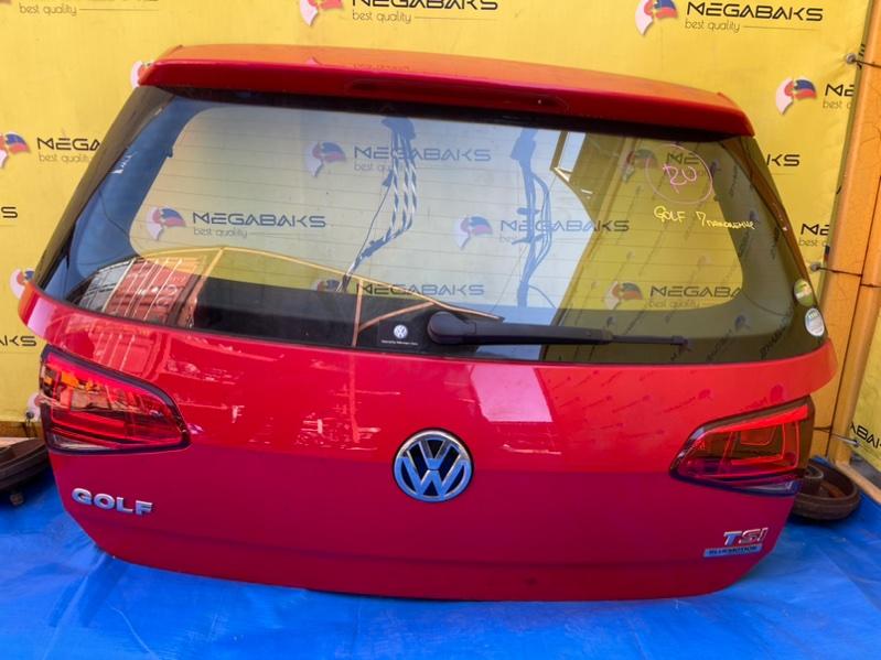 Дверь задняя Volkswagen Golf MK7 (б/у)
