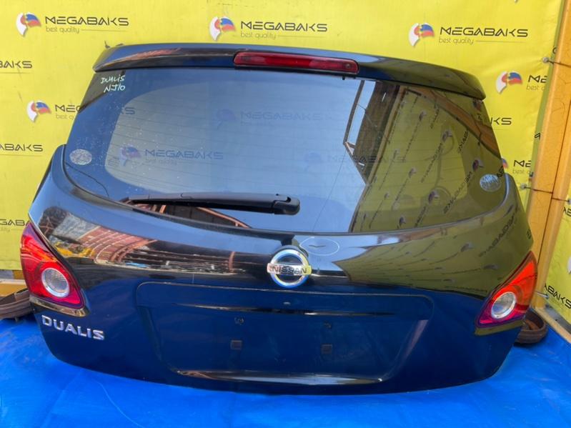 Дверь задняя Nissan Dualis J10 (б/у)