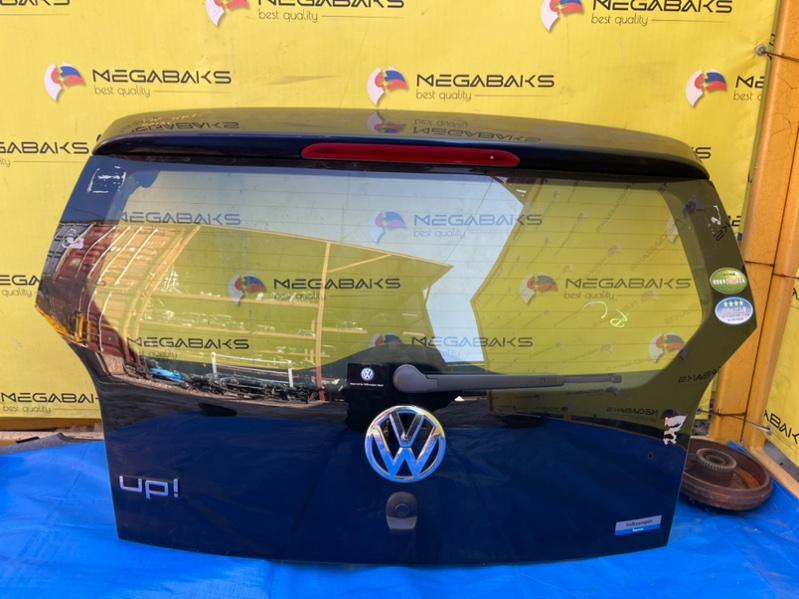 Дверь задняя Volkswagen Up 121 2013 (б/у)