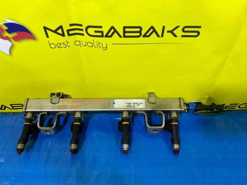 Инжектор Mazda Atenza GG3S L3 0280158103 (б/у)