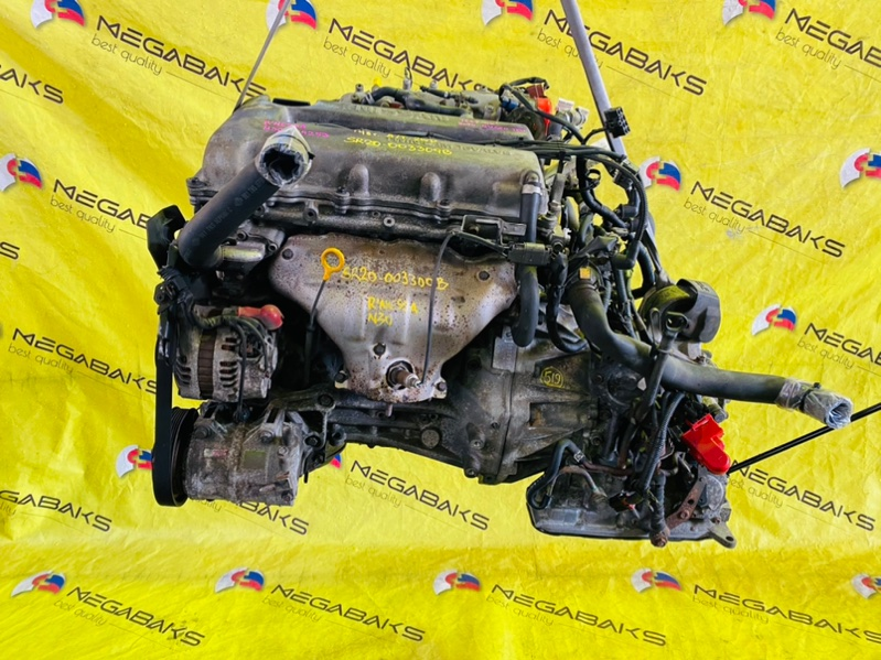 Двигатель Nissan R'nessa N30 SR20DE 1998 003309B (б/у)