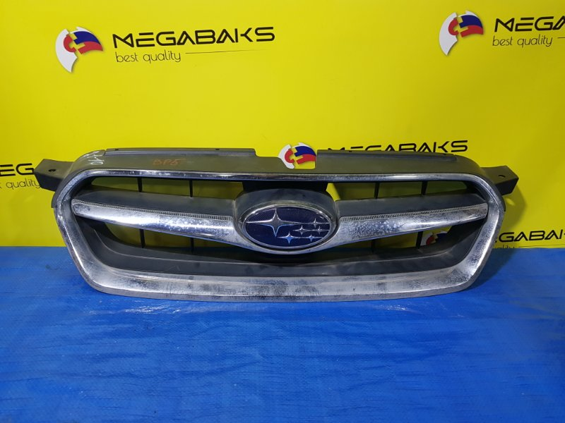 Решетка радиатора Subaru Legacy BL5 II MODEL (б/у)