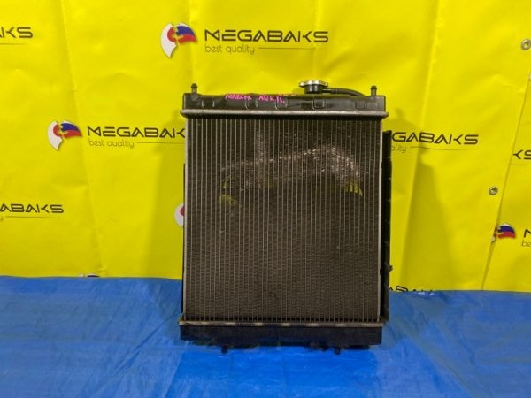 Радиатор основной Nissan March ANK11 CGA3 (б/у)