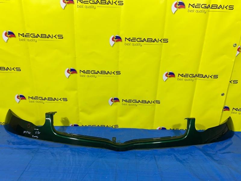 Планка под фары Toyota Funcargo NCP20 II MODEL (б/у)