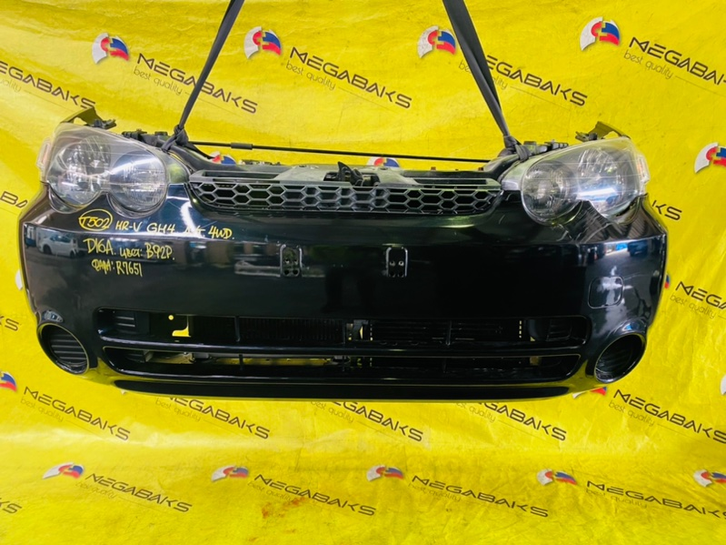 Nose cut Honda Hr-V GH4 D16A 2006 R7651 (б/у)