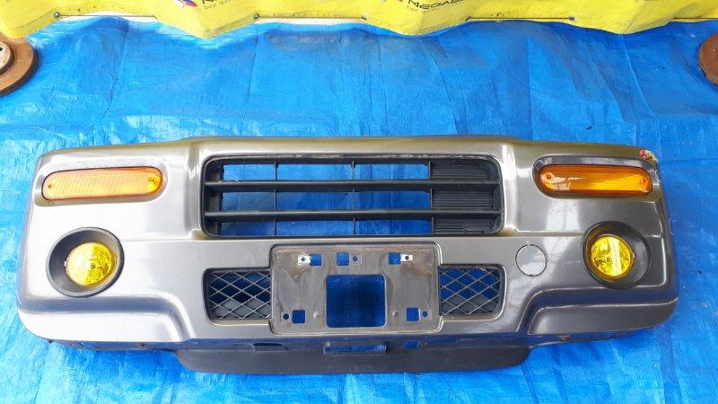 Бампер Honda Z PA1 передний (б/у)