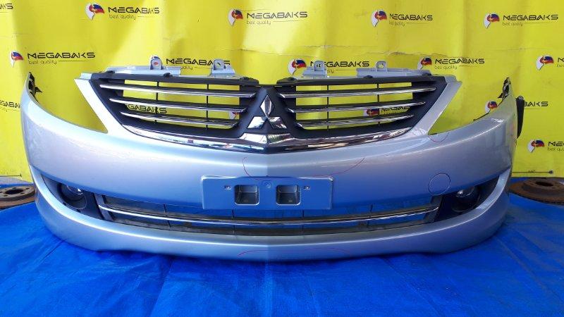 Бампер Mitsubishi Grandis NA4W передний II MODEL (б/у)