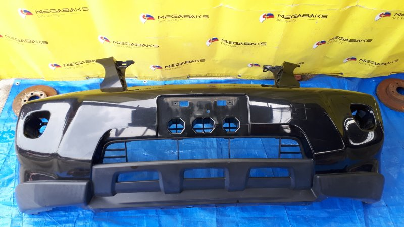 Бампер Nissan X-Trail TNT31 передний I MODEL (б/у)