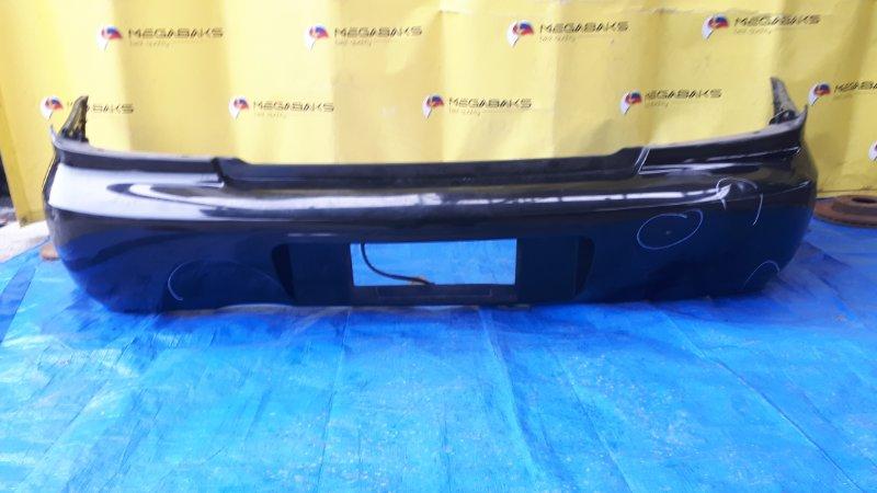 Бампер Subaru Impreza GD3 задний III MODEL (б/у)