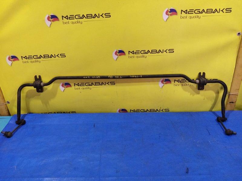 Стабилизатор Nissan X-Trail T30 QR20DE задний (б/у)