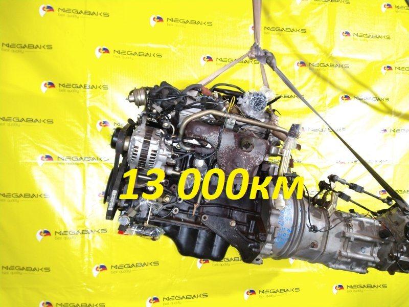 Мкпп Mazda Bongo SS88M F8 1989 (б/у)