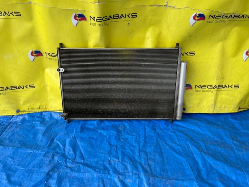 Радиатор кондиционера Toyota Auris ZRE154 2ZR-FE (б/у)