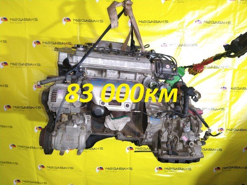 Двигатель Toyota Carina AT212 5A-FE 1996 G587228 (б/у)