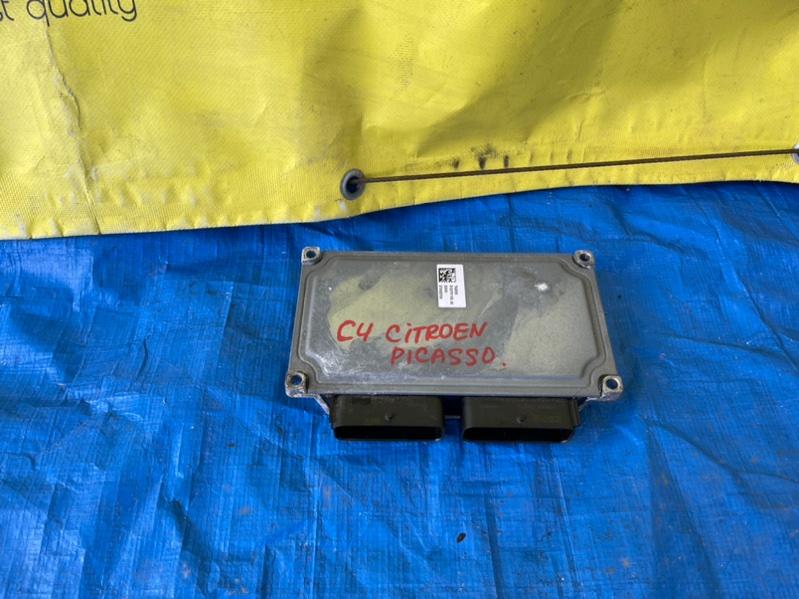 Блок управления акпп Citroen C4 Picasso UD EW10A (б/у)