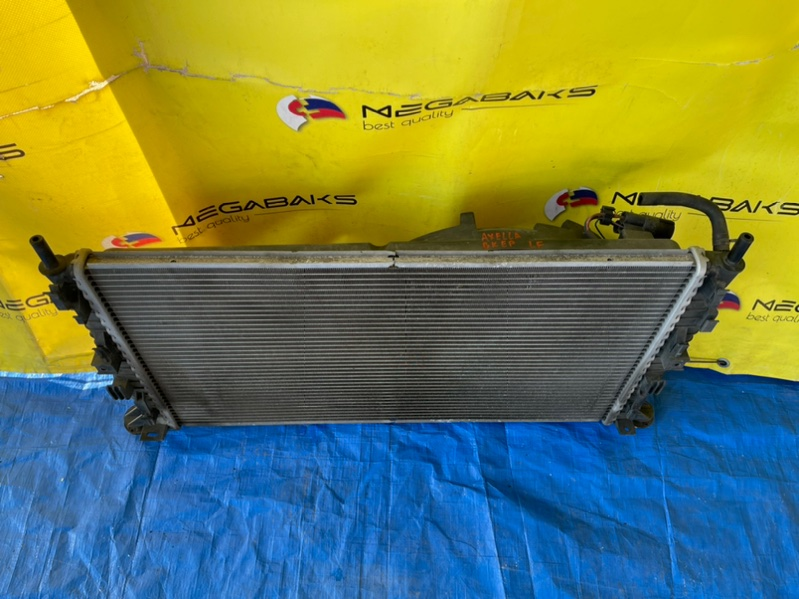 Радиатор основной Mazda Axela BKEP LF (б/у)