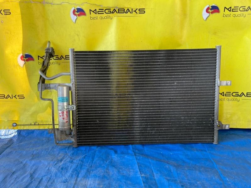 Радиатор кондиционера Mazda Axela BKEP LF (б/у)