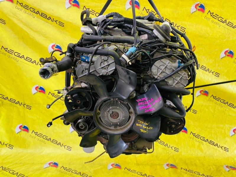 Двигатель Nissan Stagea NM35 VQ25DD 2005 291252A (б/у)