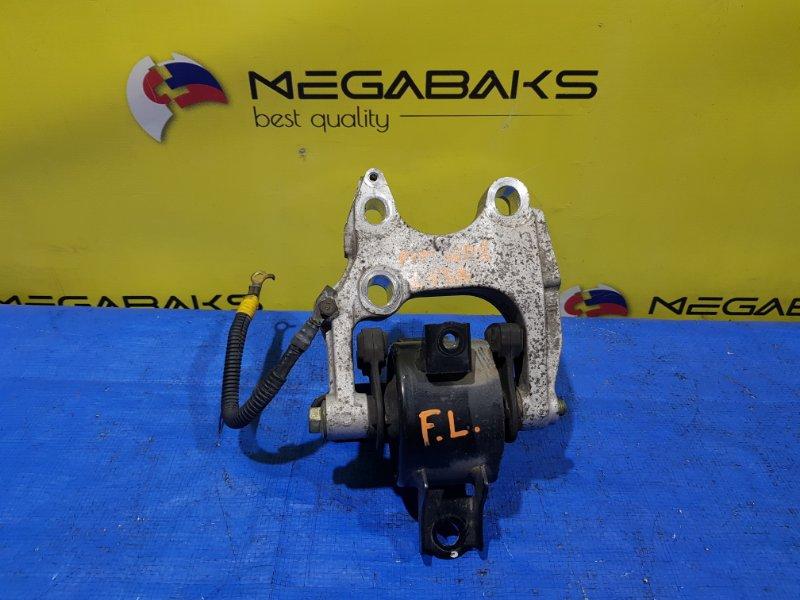 Подушка двигателя Honda Fit GD1 L13A передняя левая (б/у)