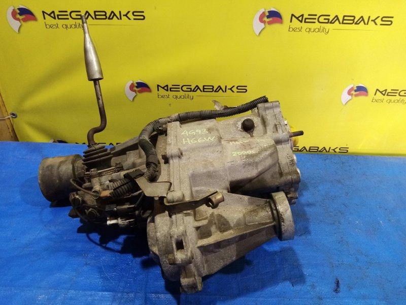 Раздаточная коробка Mitsubishi Pajero Io H66W 4G93 (б/у)