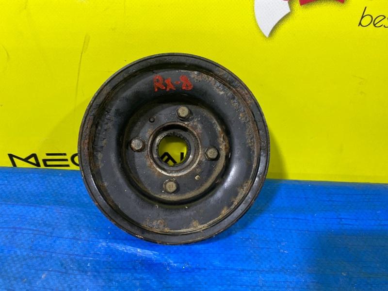 Шкив коленвала Mazda Rx-8 SE3P 13B (б/у)