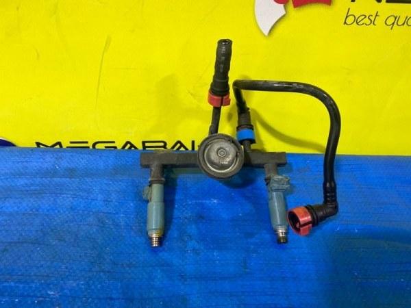Инжектор Mazda Rx-8 SE3P 13B 195500-4460 (б/у)