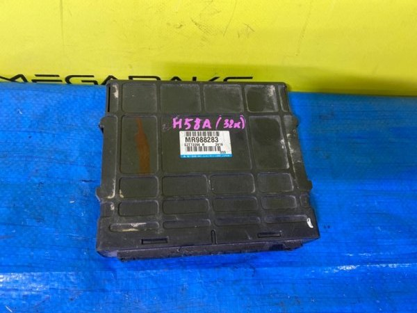 Блок efi Mitsubishi Pajero Mini H58A 4A30 (б/у)