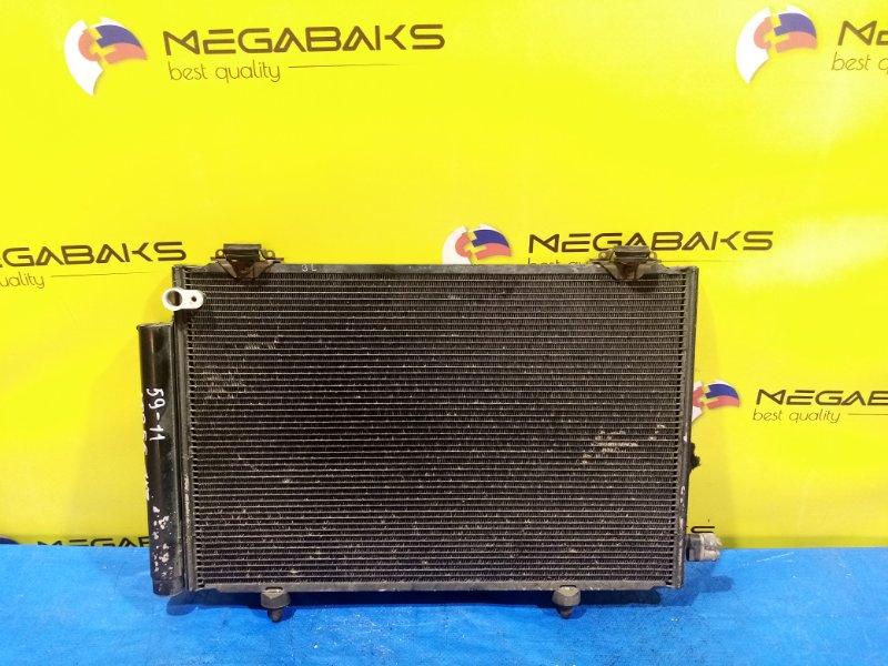Радиатор кондиционера Toyota Probox NCP51 2009 (б/у)