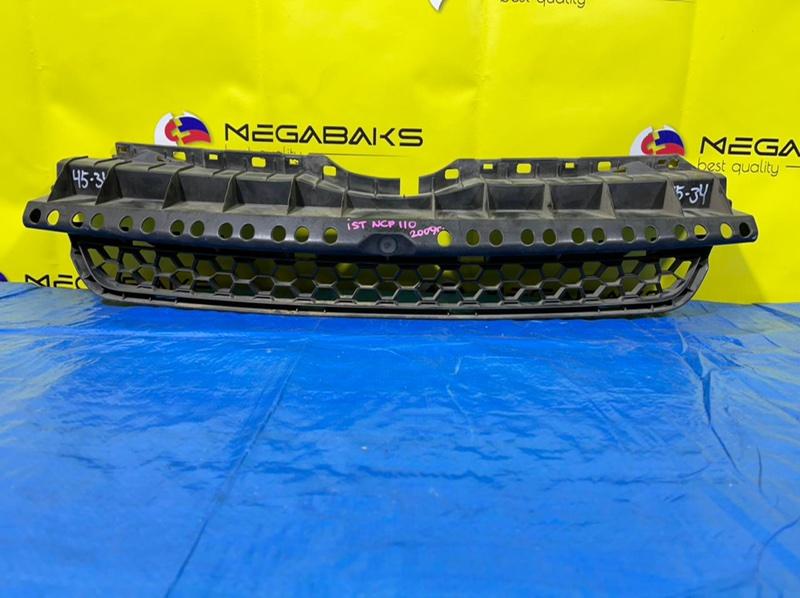 Решетка радиатора Toyota Ist NCP110 нижняя (б/у)