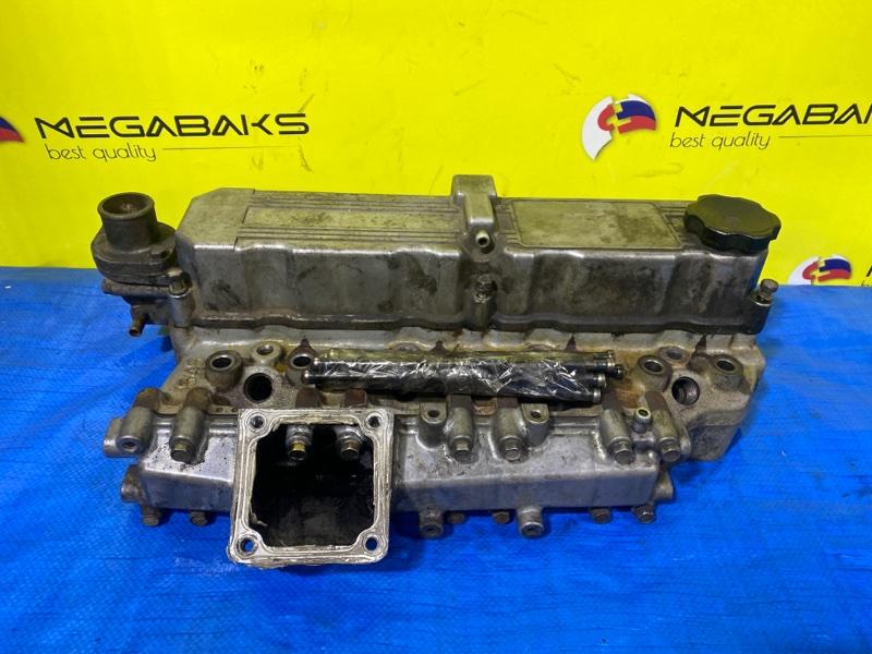 Головка блока цилиндров Mitsubishi S4S (б/у)