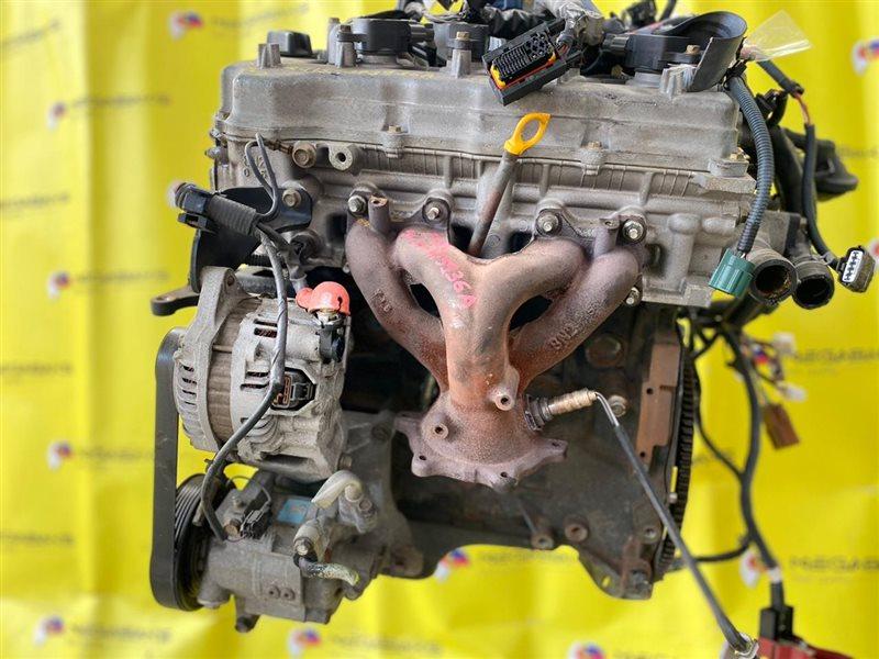 Двигатель Nissan Sunny FNB15 QG15DE 373936A (б/у)