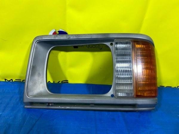 Очки на фары Mazda Bongo Brawny SD2AM левые 3174 (б/у)